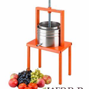Пресс для винограда ДОБРОВАР V-5л (напольный)