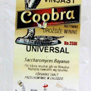 Дрожжи винные Cobra
