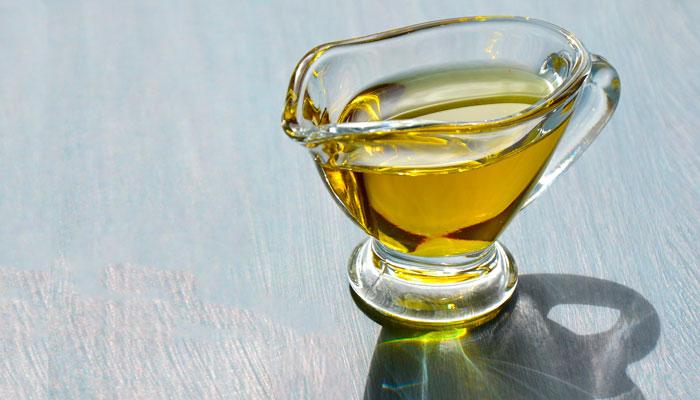 Очистка самогона растительным маслом
