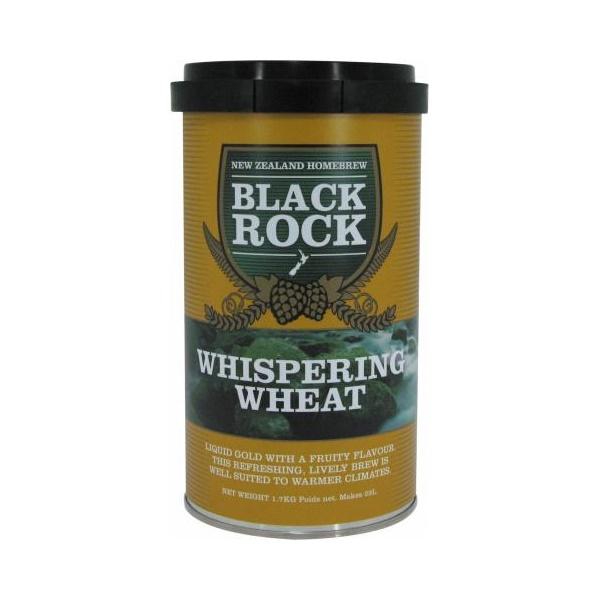 Пивная смесь Black Rock WHISPERRING WHEAT (1,7кг.)