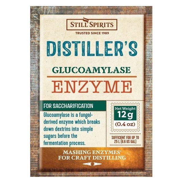 "Фермент Still Spirits ""Glucoamylase"" Distiller's 12г."