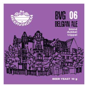 Дрожжи пивные BeerVingem BELGIAN ALE BVG-06