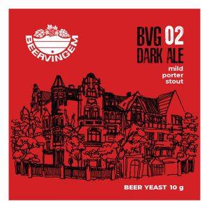 Дрожжи пивные BeerVingem DARK ALE BVG-02