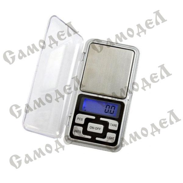 Весы ювелирные Pocket Scale MH-500 (500g/0.1g)
