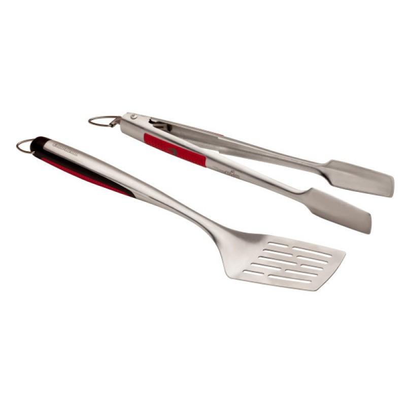 Набор инструментов Char-Broil (лопатка+щипцы)