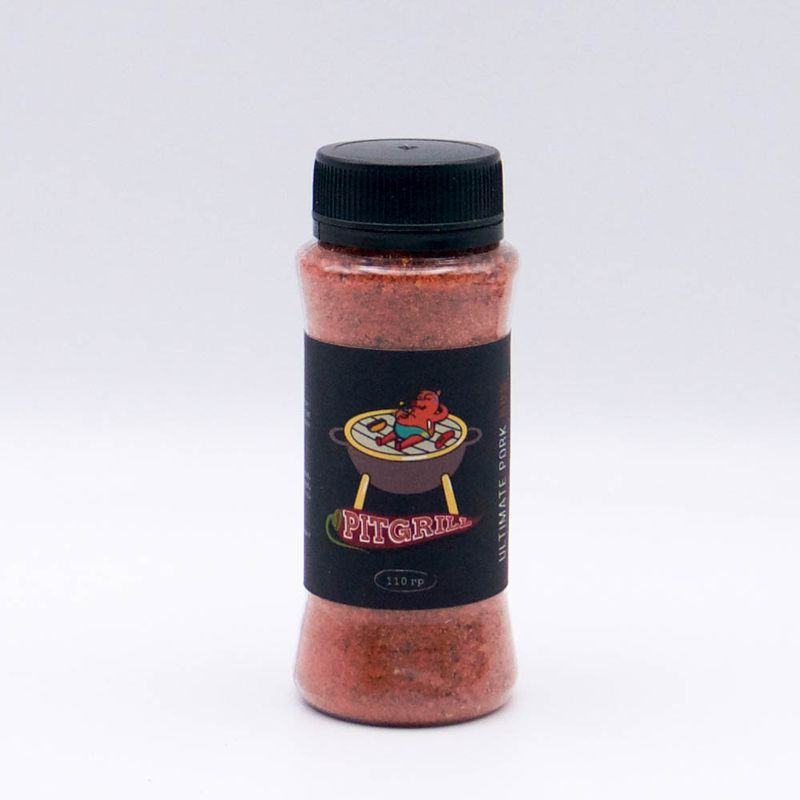 Сухой маринад PitGrill Ultimate Pork Rub (110 гр)