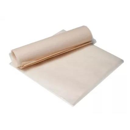 Бумага для сыра натуральная, восковая пропитка 33*200см