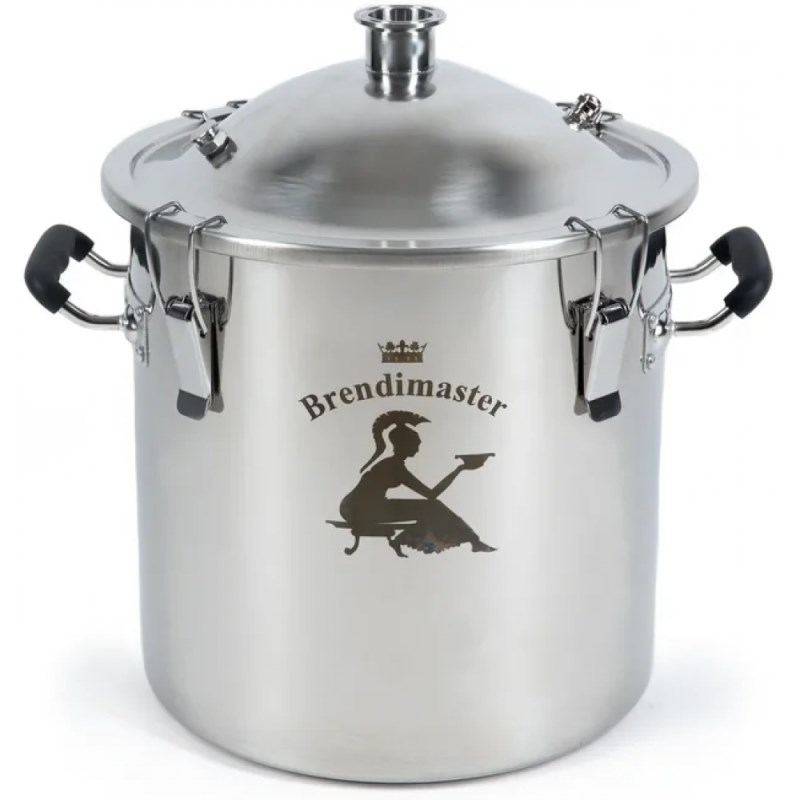 "Куб Brendimaster кламп 1,5"" 20л"