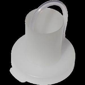 Гидрозатвор СКО (с трубочкой)
