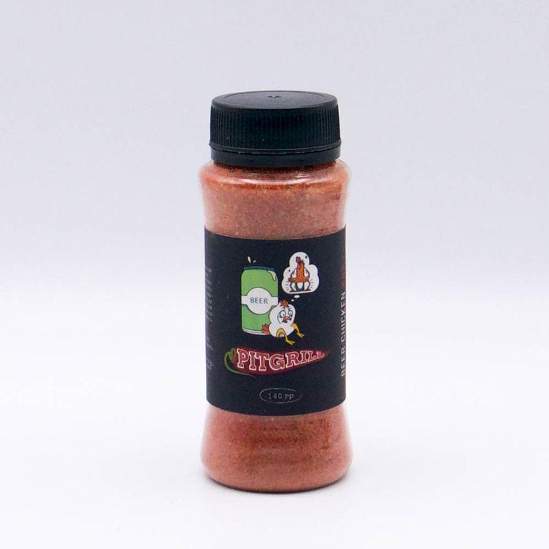 Сухой маринад PitGrill Beer Chicken Rub (140 гр)