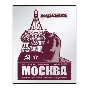 Спиртовые дрожжи PuriFerm Москва Turbo