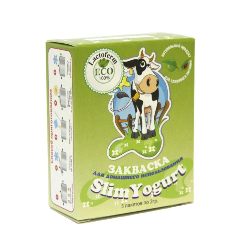 Закваска Йогурт SlimYogurt
