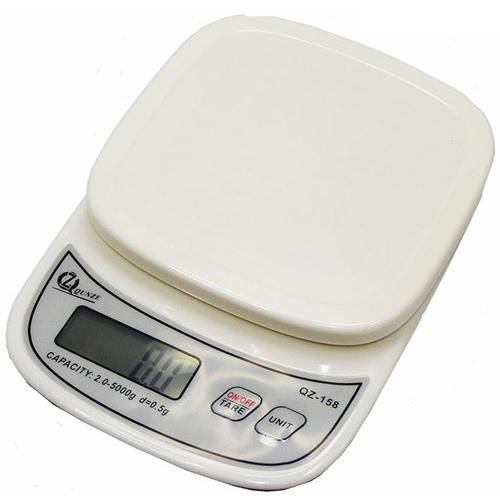 Весы кухонные QZ 158 5/0,5