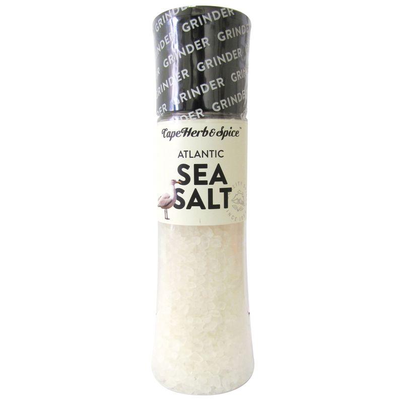 Специя Соль морская 360г мельница