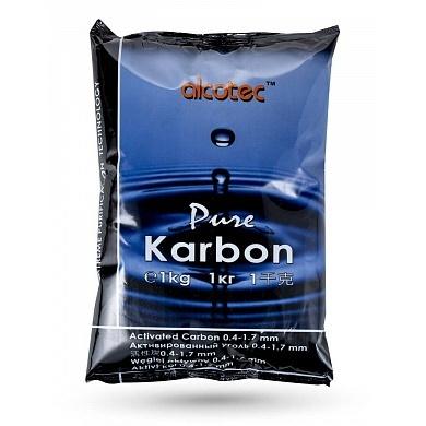 Уголь Кокосовый (Alcotec) 1кг (пакет)
