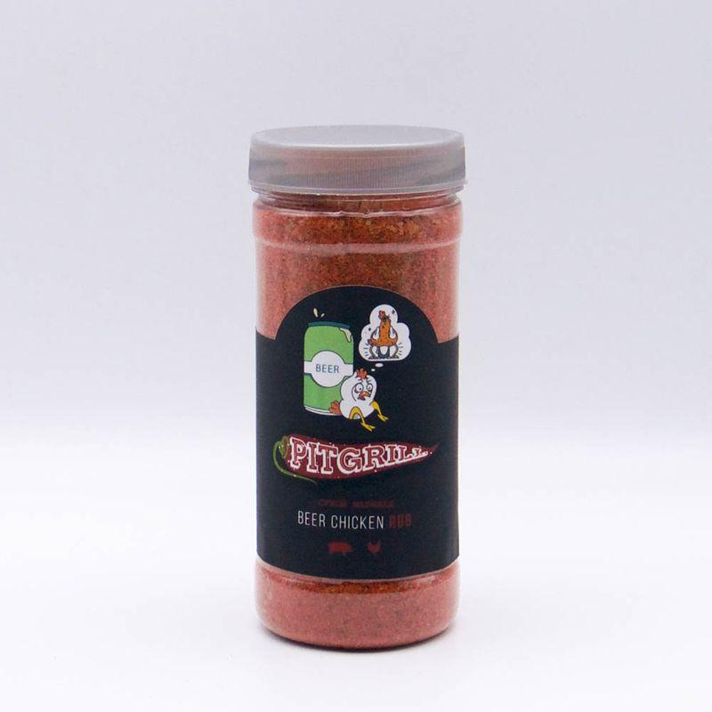 Сухой маринад PitGrill Beer Chicken Rub (370)