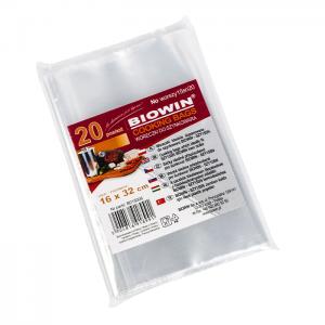 Пакеты для ветчинницы BIOWIN 16x32см 20 шт.