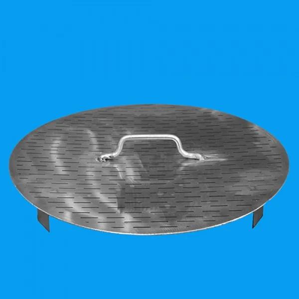 Сусловарочный котел с фальшдном Умелец 37