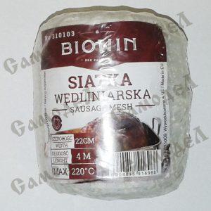 Сетка формовочная BIOWIN 220мм, 4м, (+220°C)