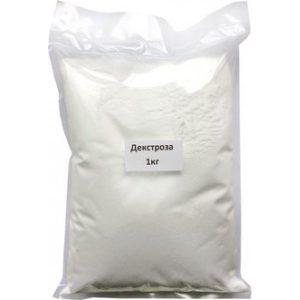 Декстроза - глюкоза - 1 кг.