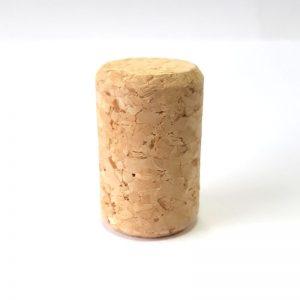 Пробка винная агломерированная d24*38мм