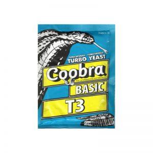Дрожжи спиртовые Coobra Basic T3, 90г/50