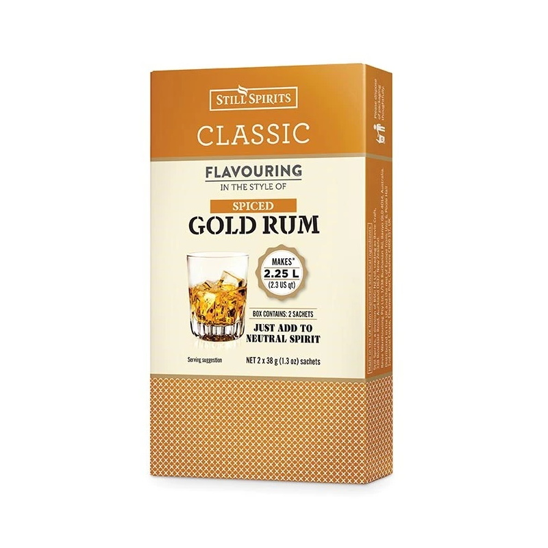 "Эссенция Still Spirits ""Spiced Gold Rum"" Classic 2,25л"