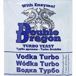 Спиртовые дрожжи Double Dragon Vodka 72 гр.