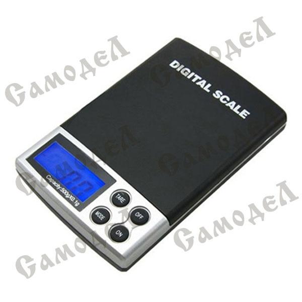 Весы карманные DIGITAL SCALE HDS-09 (1000g/0,1g)