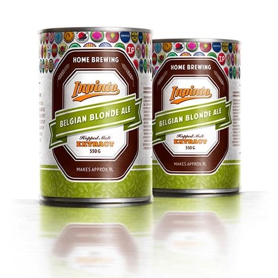 Пивная смесь Inpinto Belgian Blond Ale