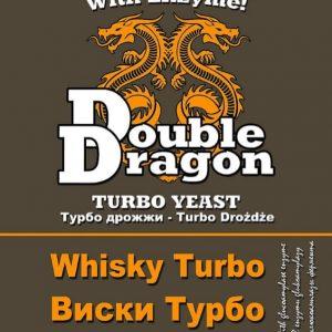 Спиртовые дрожжи Double Dragon Whisky 72 гр.