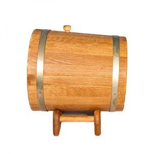 Жбаны вощеные из древесины кавказского дуба