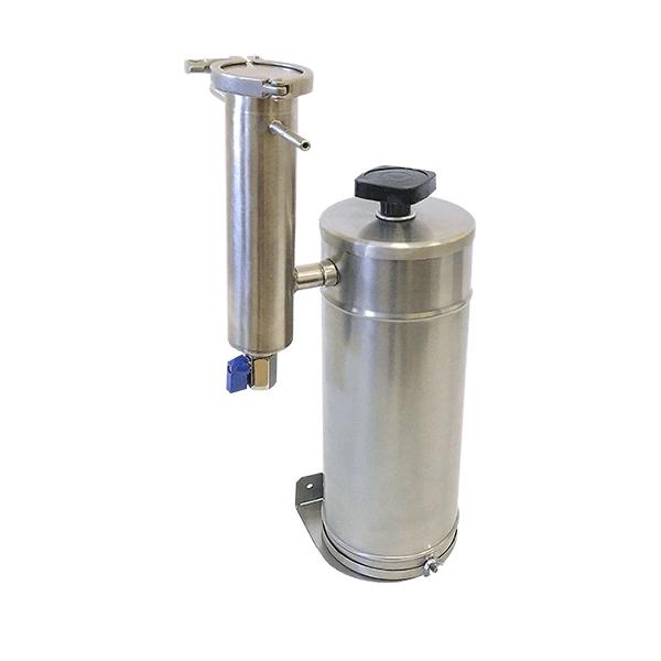 Дымогенератор (+смолоуловитель, нерж.)