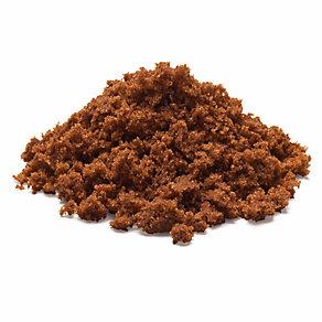 Сахар тростниковый Мусковадо темный 1кг.