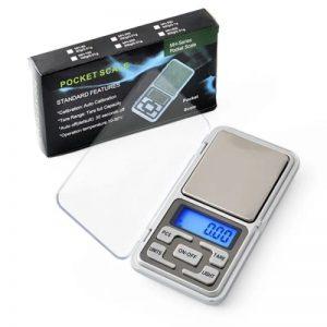 Весы ювелирные Pocket Scale MH-500 (500g/0.01g)